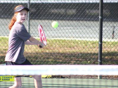 تنیس نوجوانان