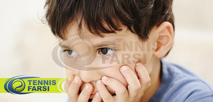 اضطراب بالا رویبازی تنیس کودک تاثیر بدی خواهد داشت