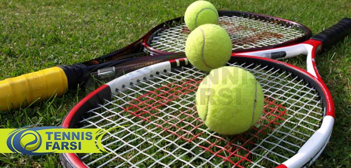 تجهیزات تنیس