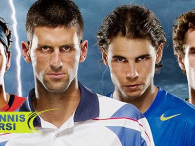 چهار بزرگ دنیای تنیس