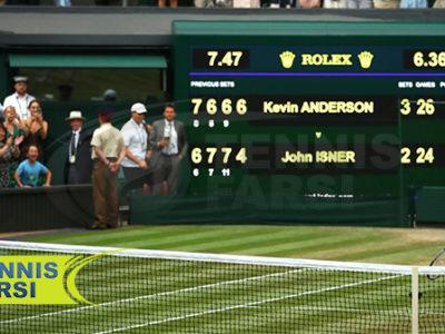 5 نکته برای برد در تنیس