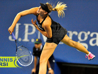 سرویس تنیس