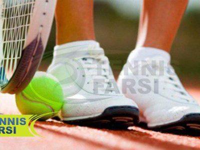 کفش مناسب تنیس