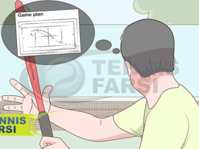 اهمیت طراحی برنامه بازی در تنیس