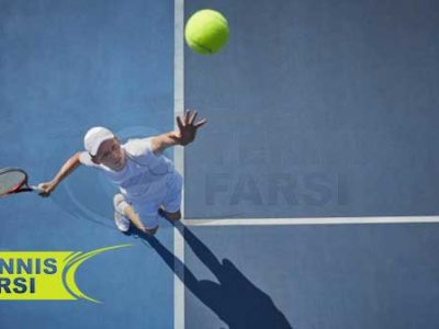 بازیکن تنیس