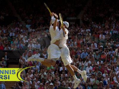 باب و مایک برایان در تنیس دونفره