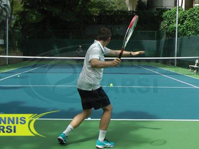 استراتژی های بازی سینگل در تنیس