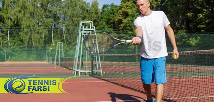 مینی تنیس و کشش