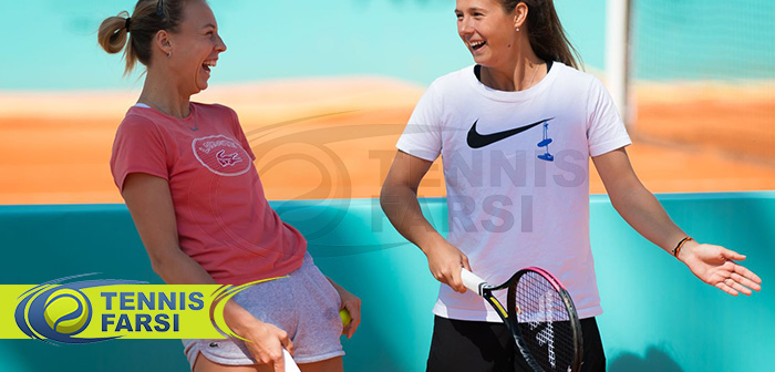 چرا بازیکنان تنیس متفاوت اند؟