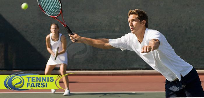1- شما دقیقا نمی دانید چه کاری انجام دهید./ اشتباهات در تنیس
