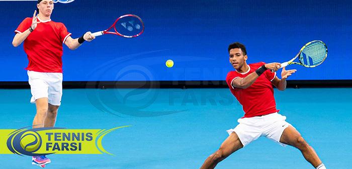 3- استراتژی هایی برای استفاده در طول مسابقات تنیس دوبل