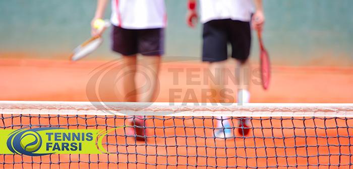 6 روش برای پیروزی در مسابقات تنیس دوبل
