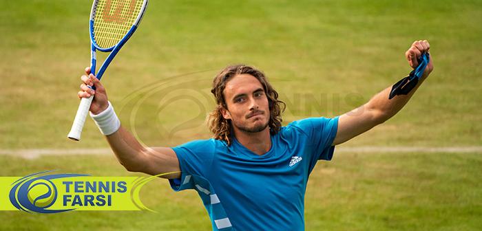 مسابقات ATP Cup استفانوس تسیتسیپاس