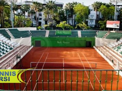 بهترین زمین های تنیس - هتل ساحلی پوئنتو رومانو