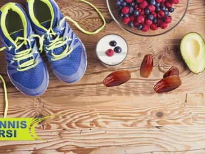 برنامه تغذیه ورزشکاران تنیس