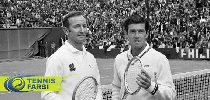 9-کن روزوال در مقابل راد لاور (1976 -1963)