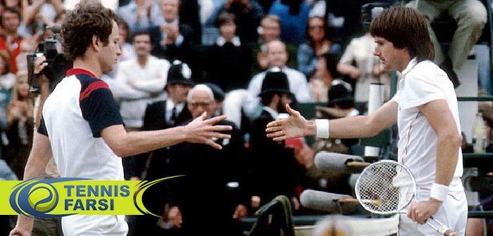 8- جان مک انرو در مقابل جیمی کانرز (1991 –1977)