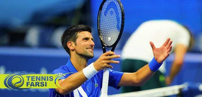 تنیس آزاد آمریکا ۲۰۲۰