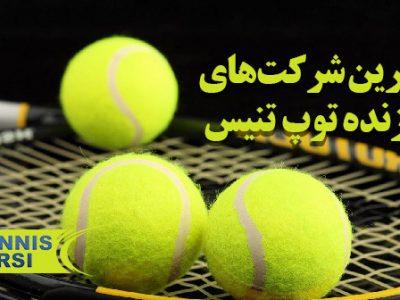 شرکتهای سازنده توپ تنیس