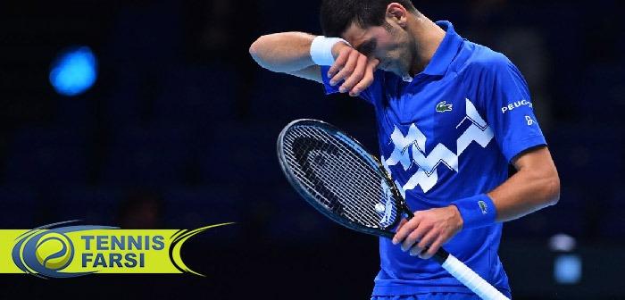 نواک جوکوویچ تور جهانی تنیس ۲۰۲۰