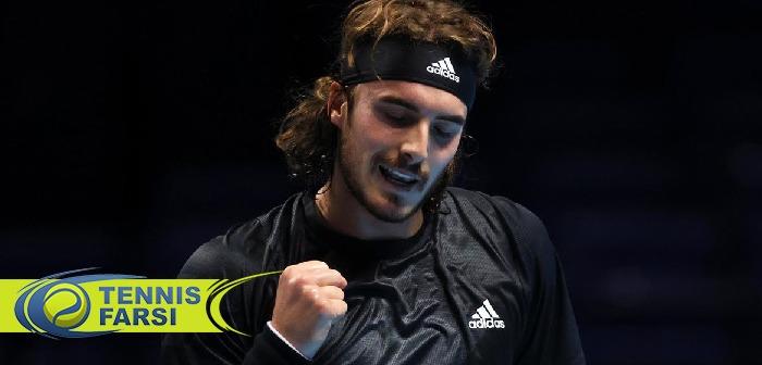 سیتسیپاس تور جهانی تنیس ۲۰۲۰