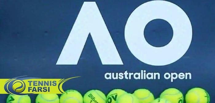 اخبار تنیس آزاد استرالیا