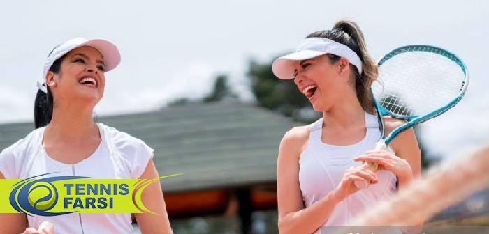 مزیتهای ورزش تنیس