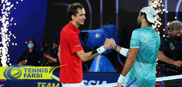 پیش بینی مسابقه فینال ATP CUP
