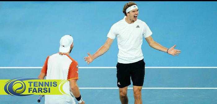 مسابقات نیمه نهایی ATP CUP